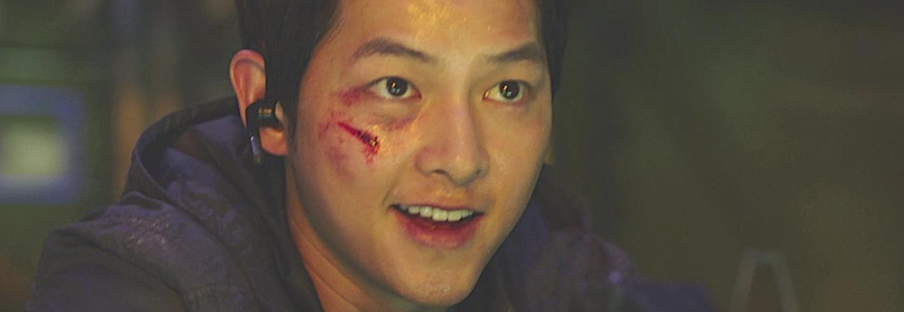 Song Joong Ki habla sobre su personaje en la nueva película 'Space Sweepers'