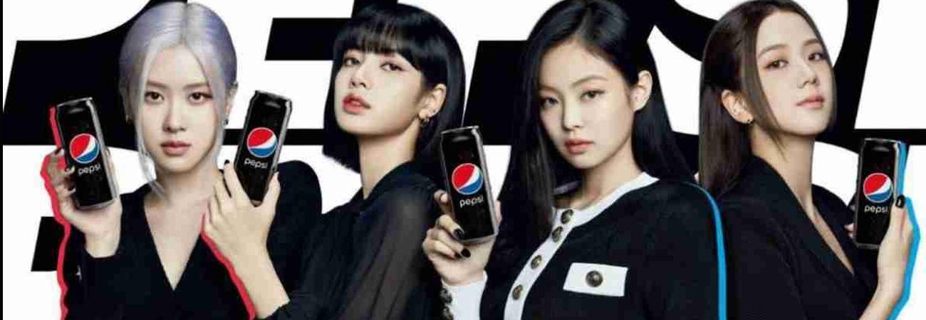 BLACKPINK son las nuevas embajadoras de Pepsi en China, Vietnam y Tailandia