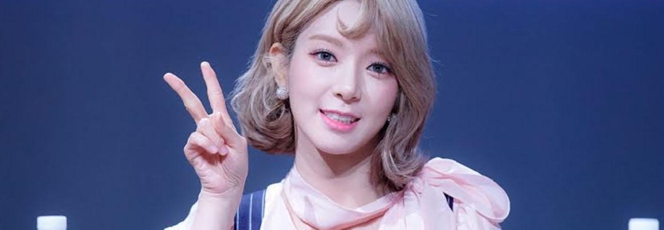 Choa ex AOA regresara a YouTube