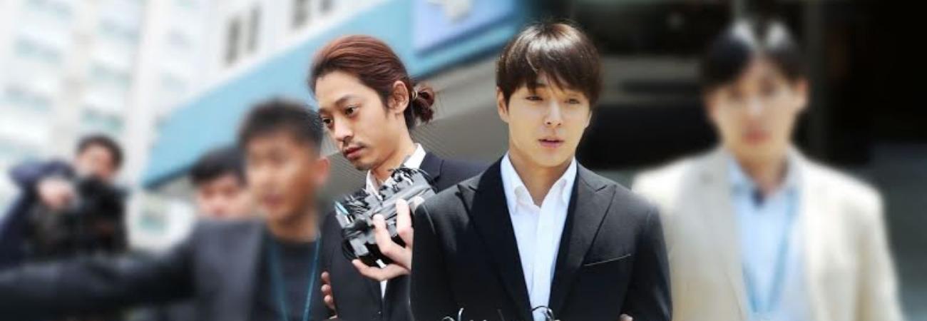 Se redujo la sentencia de Jung Joon Young y Choi Jonghoon por cargos de violación en grupo
