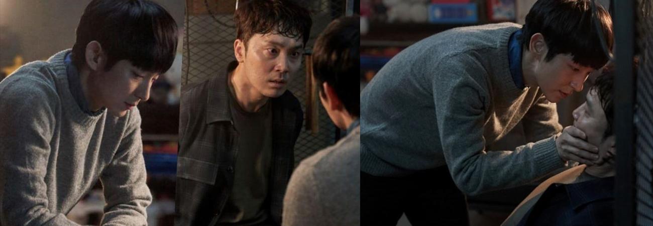 Seo Hyun Woo esta impresionado por la actuación de Lee Joon Gi en Flower Of Evil