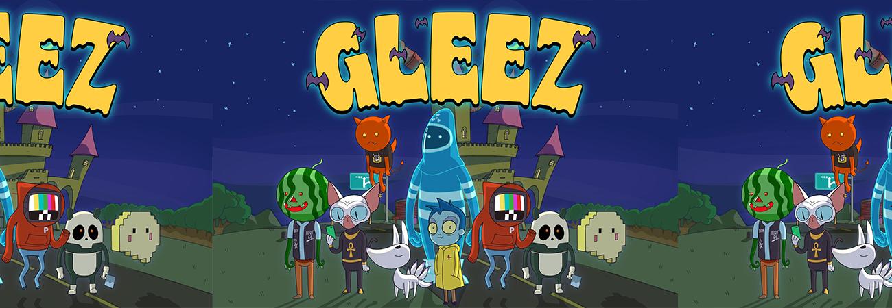 Conoce a GLEEZ, la serie animada del nuevo grupo de Kpop, GHOST9