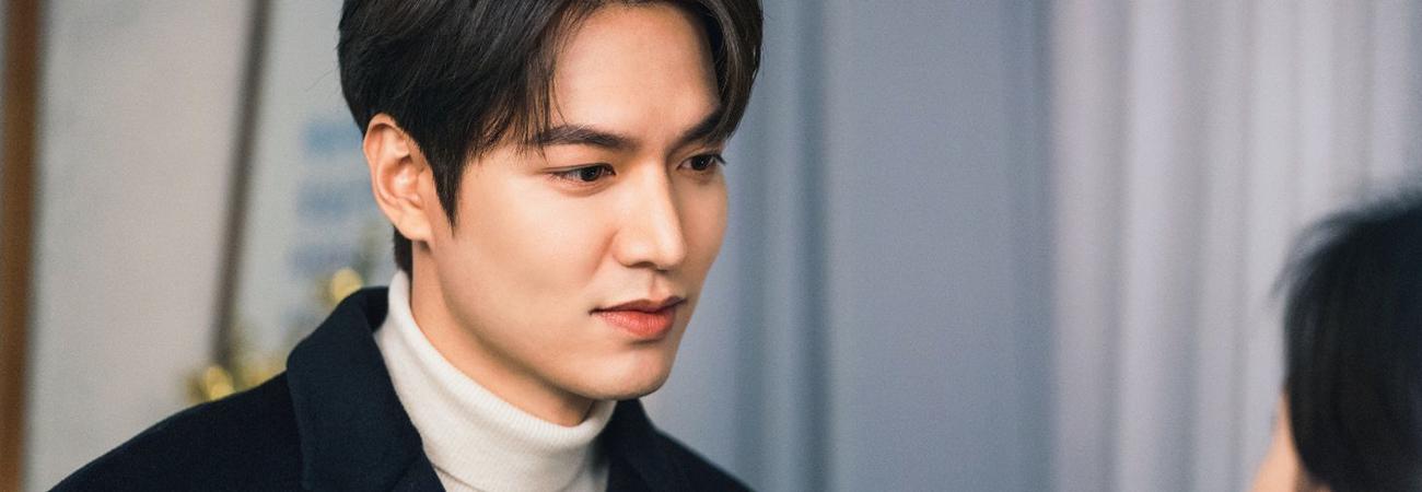 Descubre el secreto de Lee Min Ho para estar siempre guapo