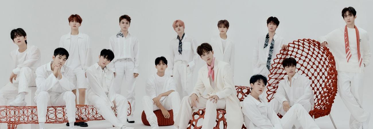 SEVENTEEN hará su comeback en el concierto online 'Music Station' de Japón