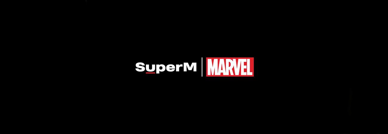¿¡Qué!? SuperM anuncia colaboración con MARVEL
