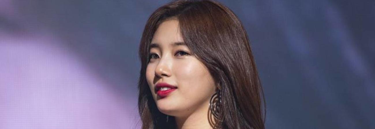 Suzy dona 50 millones de wones a niños y jóvenes de bajos recursos