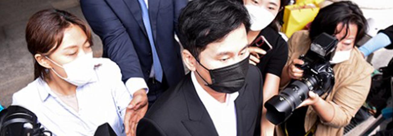Yang Hyun Suk culminó primer juicio por cargos de apuestas