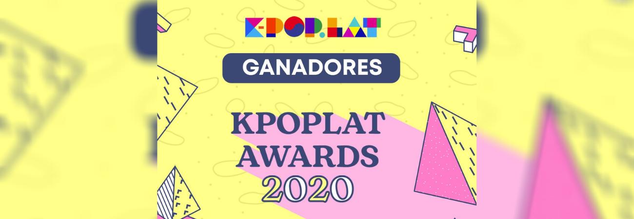 Eles são os vencedores do KPOPLAT AWARDS 2020