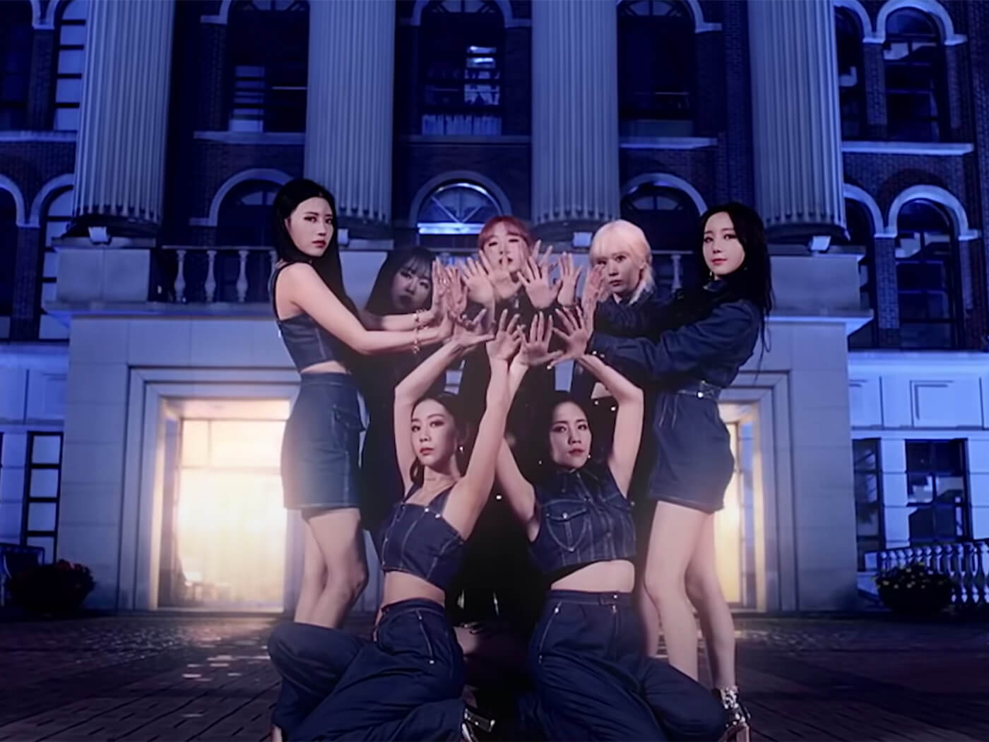 Lovelyz se presentará en los 2020 SBS Entertainment Awards