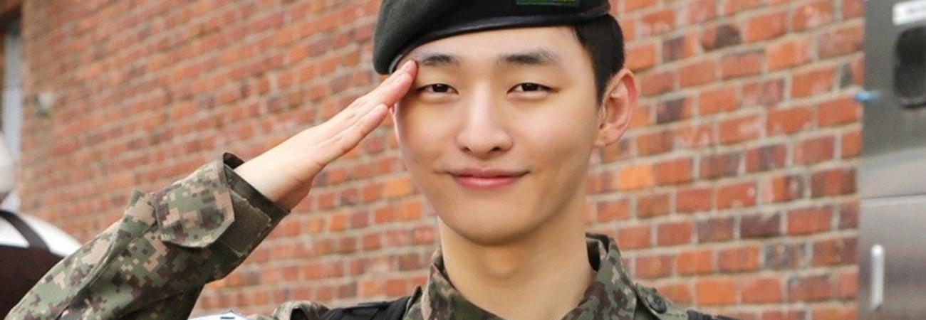 Yoon Ji Sung es dado de baja del ejército