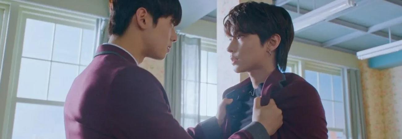 La pelea entre Cha Eun Woo y Hwang In Yeop aumenta la tensión en True Beauty