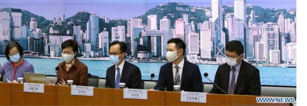 Hong Kong recibirá el primer lote de vacunas para Covid-19 en enero de 2021