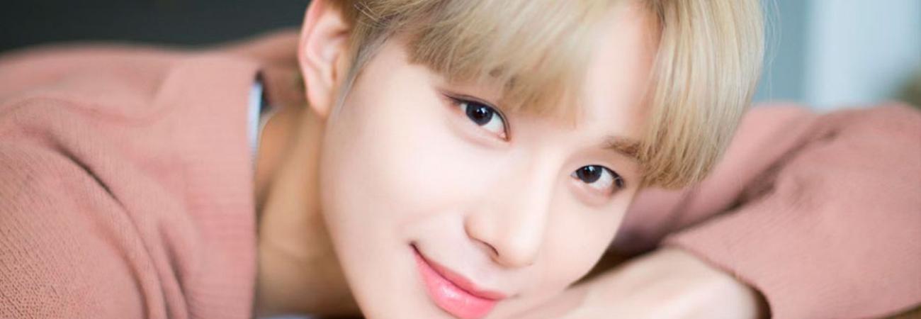 Jungwoo de NCT es elegido como 'el idol que los fans quieren guardar en sus bolsillos' por su imagen adorable