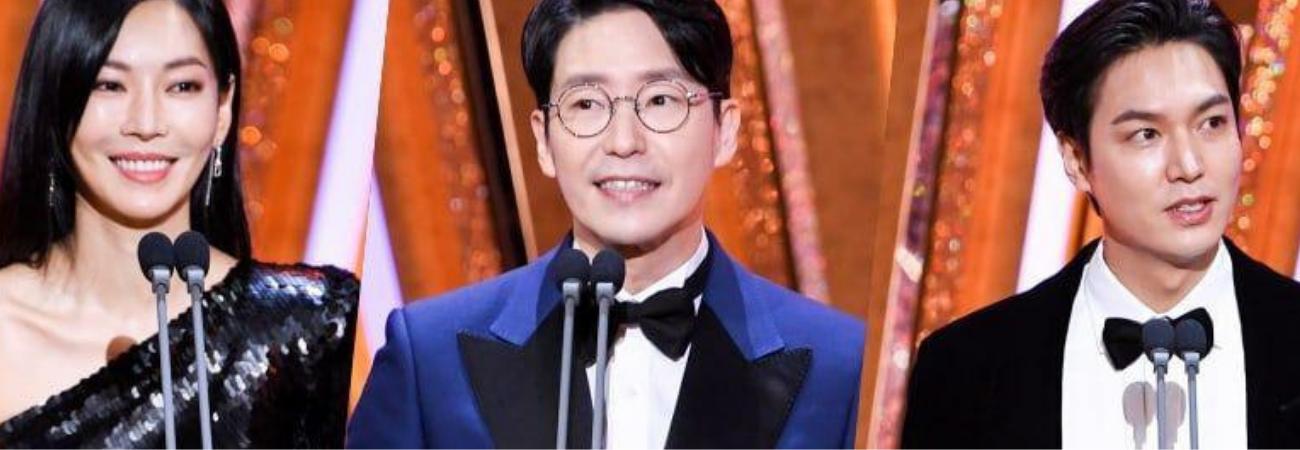 Conoce los ganadores de los SBS Drama Awards 2020