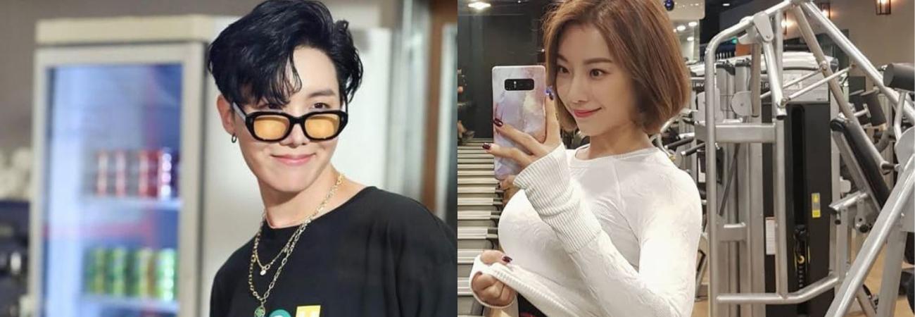 J-Hope de BTS confiesa que le gusta una estrella de las redes sociales