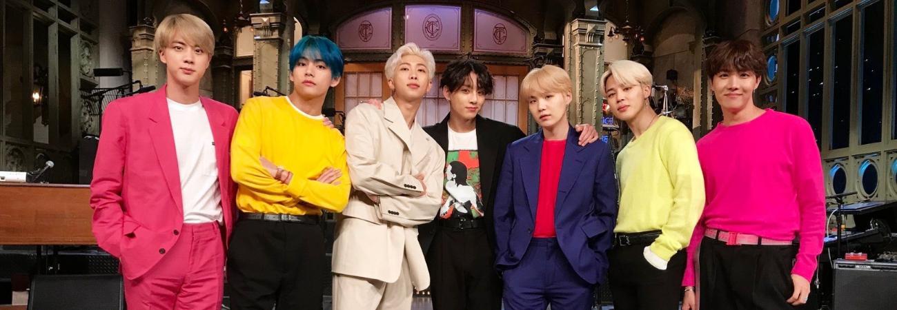 K-media anuncia que BTS hará una 'presentación legendaria' en los MAMA 2020