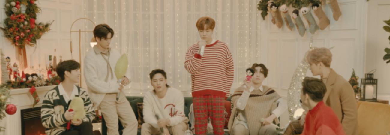 GOT7 comparte una mágica versión navideña de su canción 'Last Piece'