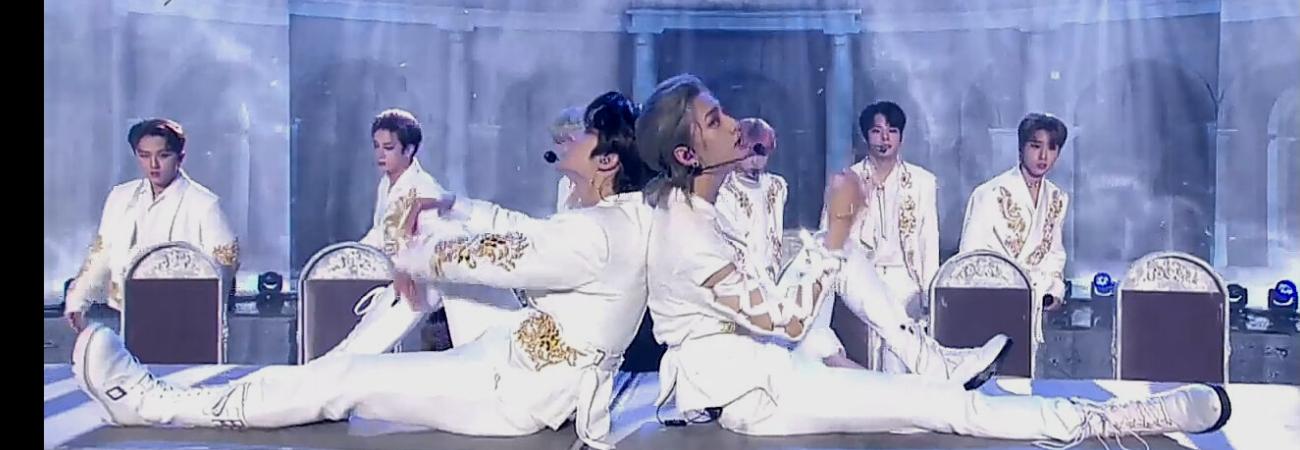 Stray Kids realiza una presentación legendaria de 'Dionysus' de BTS en '2020 KBS Gayo Daechukje'