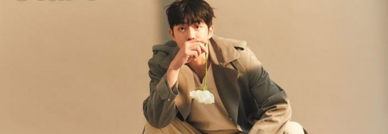 Nam Joo Hyuk habla sobre su nueva película con Han Ji Min 'Josée'