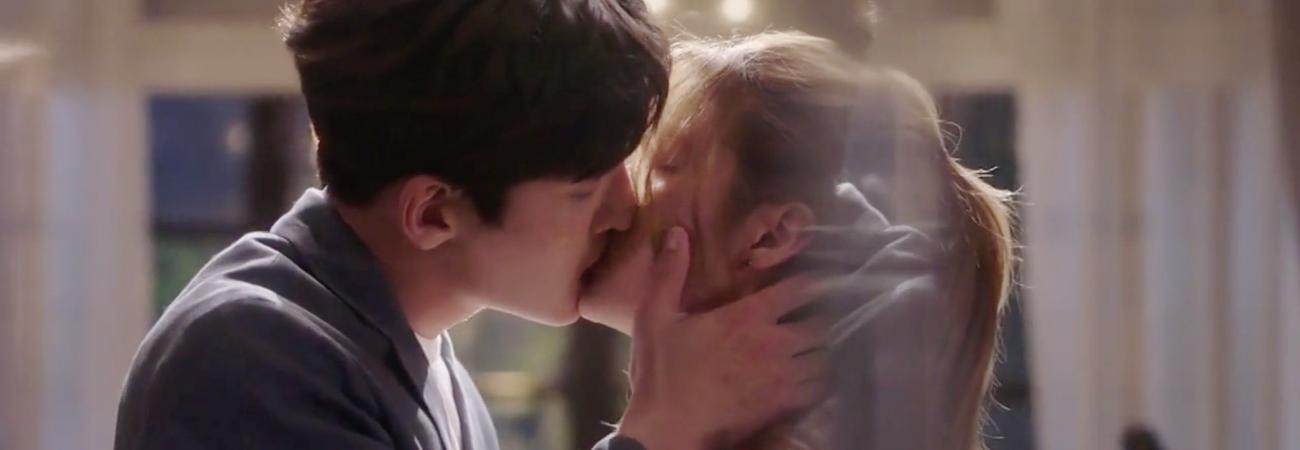 La historia detrás del icónico beso de Ji Chang Wook en 'Suspicious Partner'