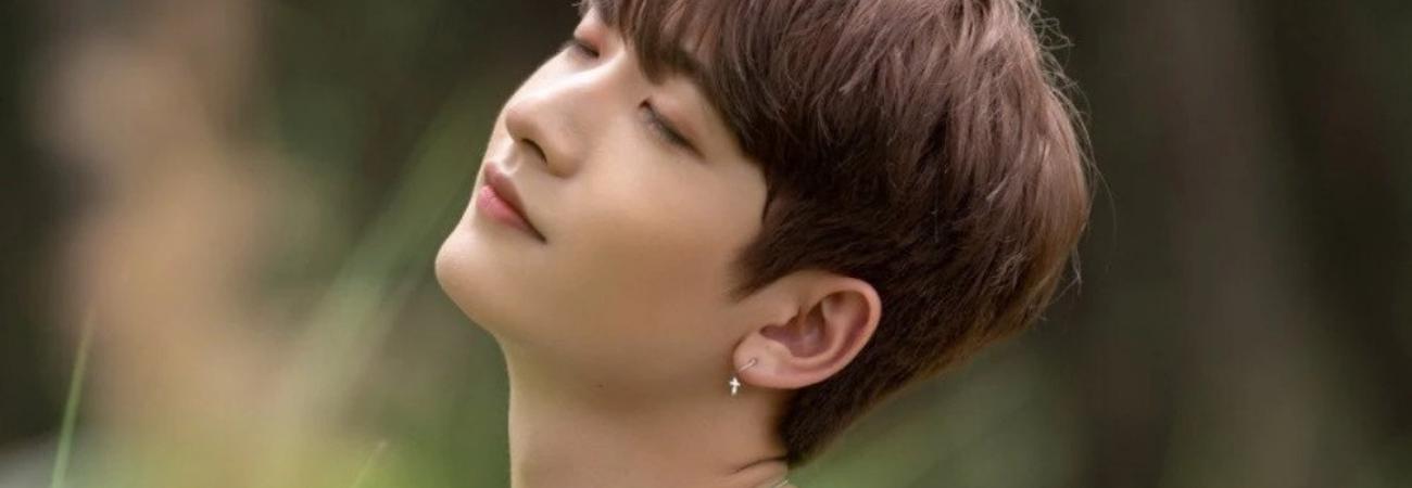 Comeback de Hong Eunki, ex miembro de Rainz
