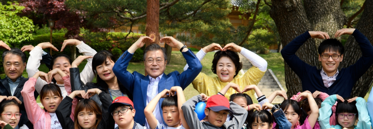 Corea, un país que no tiene hijos