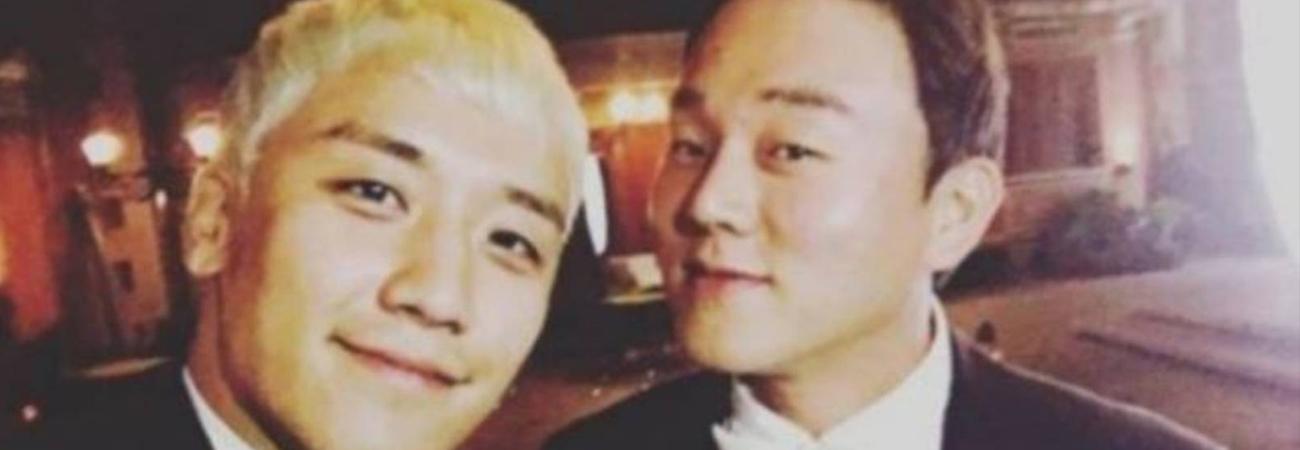 El ex presidente de Yuri Holdings socio comercial de Seungri, Yoo In Suk, sentenciado a libertad condicional