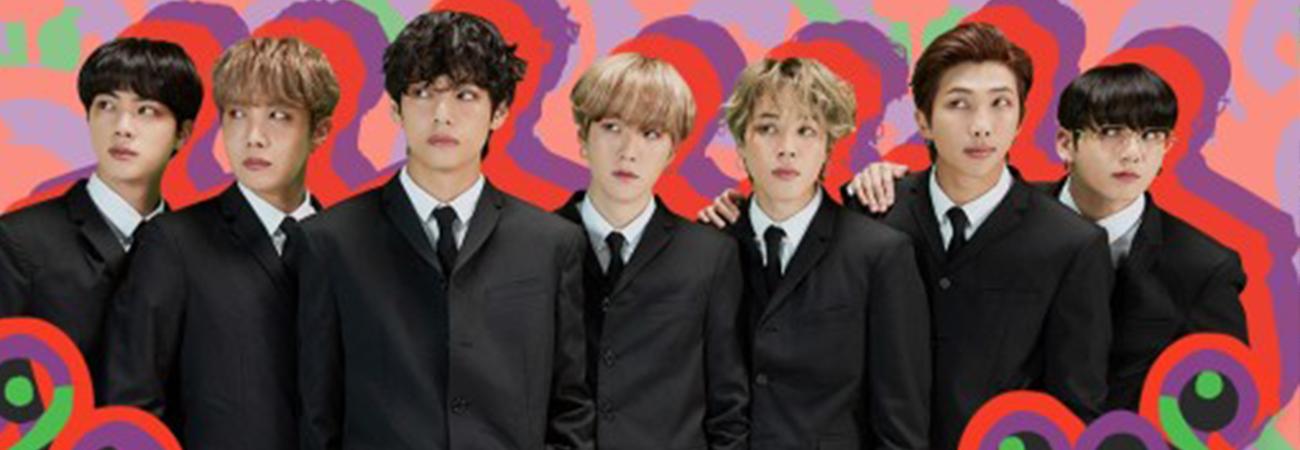 BTS nombrado 'Banda del Año' por Consequence of Sound
