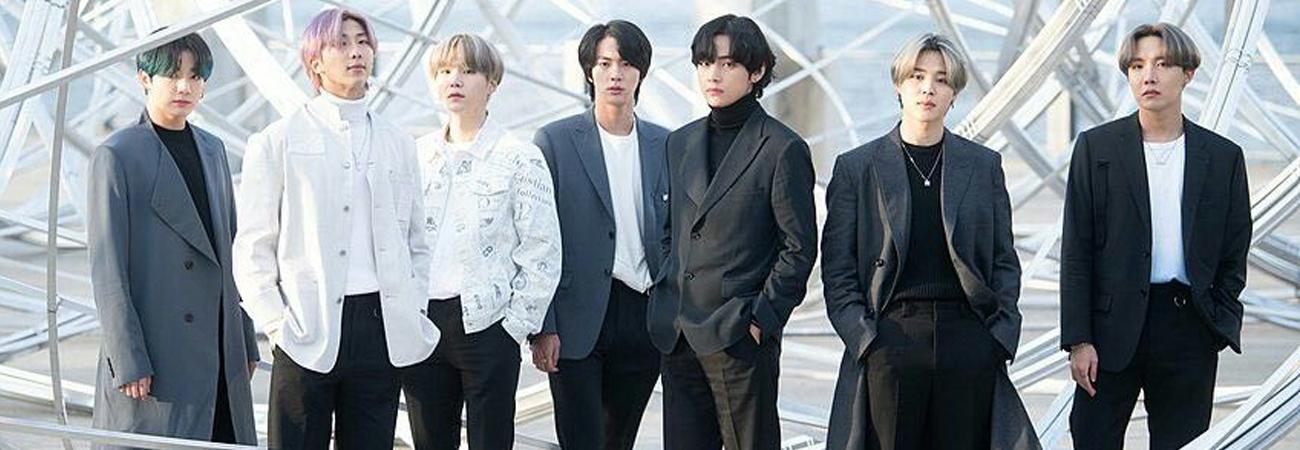 Críticos del museo Kim Daljin han elegido el CONNECT BTS como uno de los sucesos maravillosos del arte en 2020