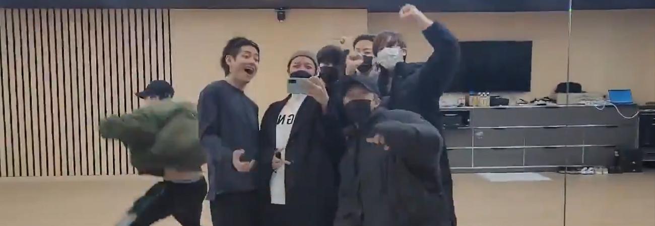 De esta manera BTS (y Suga) celebran estar en HOT 100 con Life Goes On