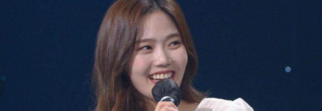 Hyojung de Oh My Girl revela cuánto gana en regalías por sus famosas canciones de Aegyo