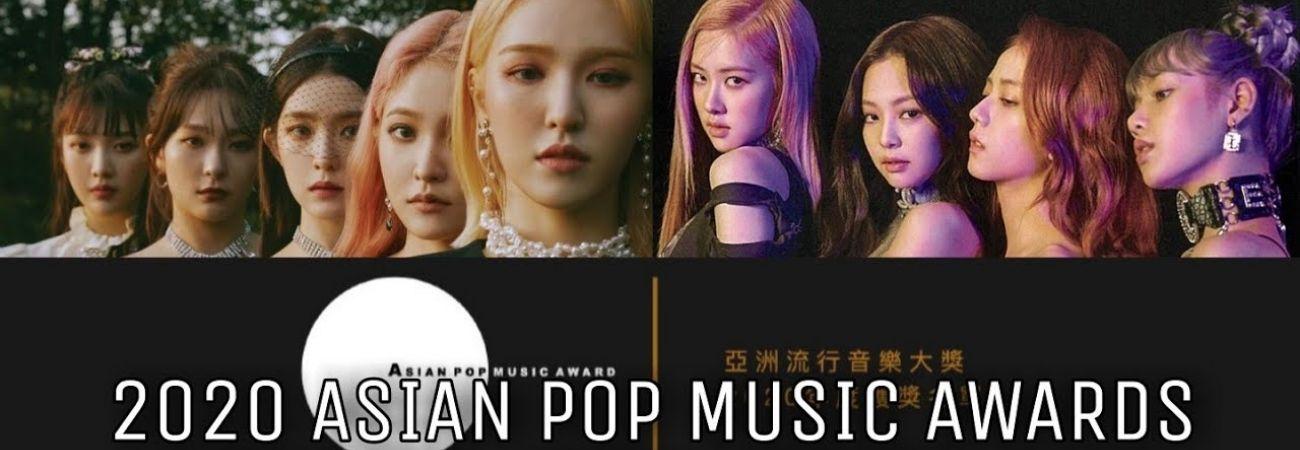 Conoce a los ídolos de K-pop que triunfaron en los Asian Pop Music Awards 2020 en China