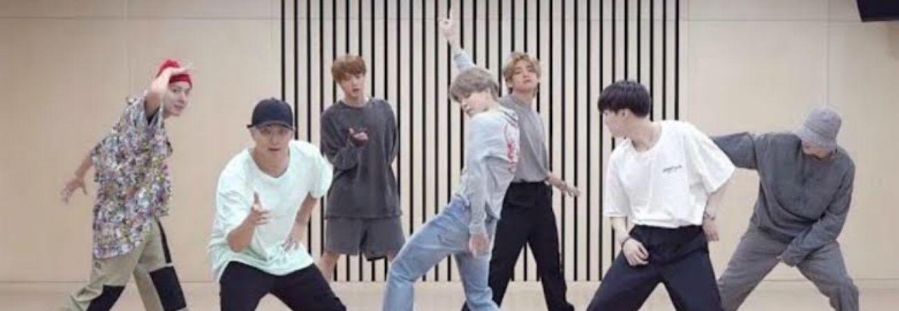 Top 17 de los videos de práctica de baile de ídolos masculinos más vistos en el 2020