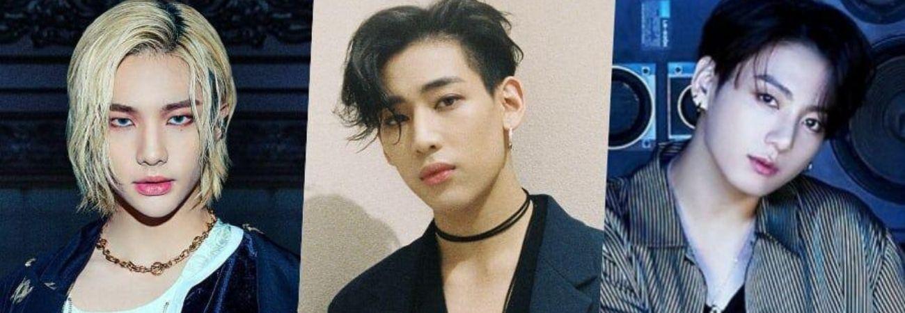 Siete ídolos masculinos de K-pop que lucen bien con una coleta