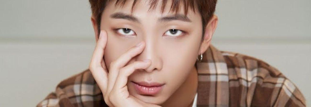 RM de BTS señala la diferencia entre la nominación del grupo al Grammy y encabezar la lista de Billboard Hot 100