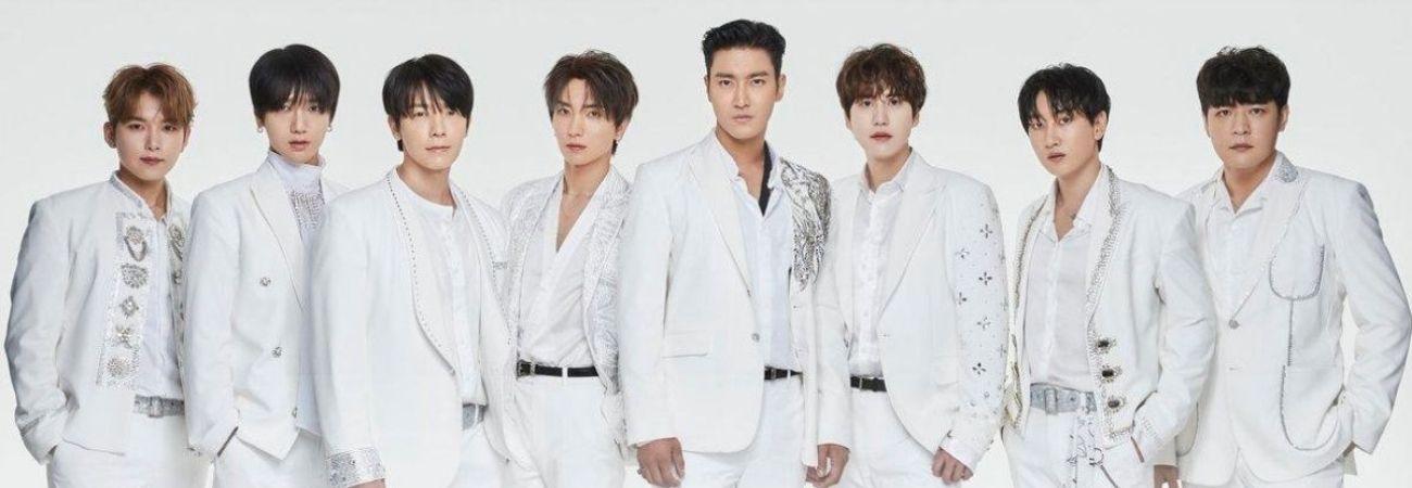 Super Junior presenta un medley de sus éxitos + cover de Sia en
