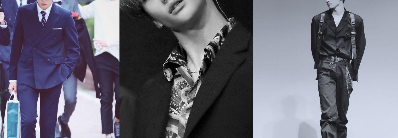 Este es el Top 3 de los ídolos masculinos que lideran la 4ta generación de K-pop