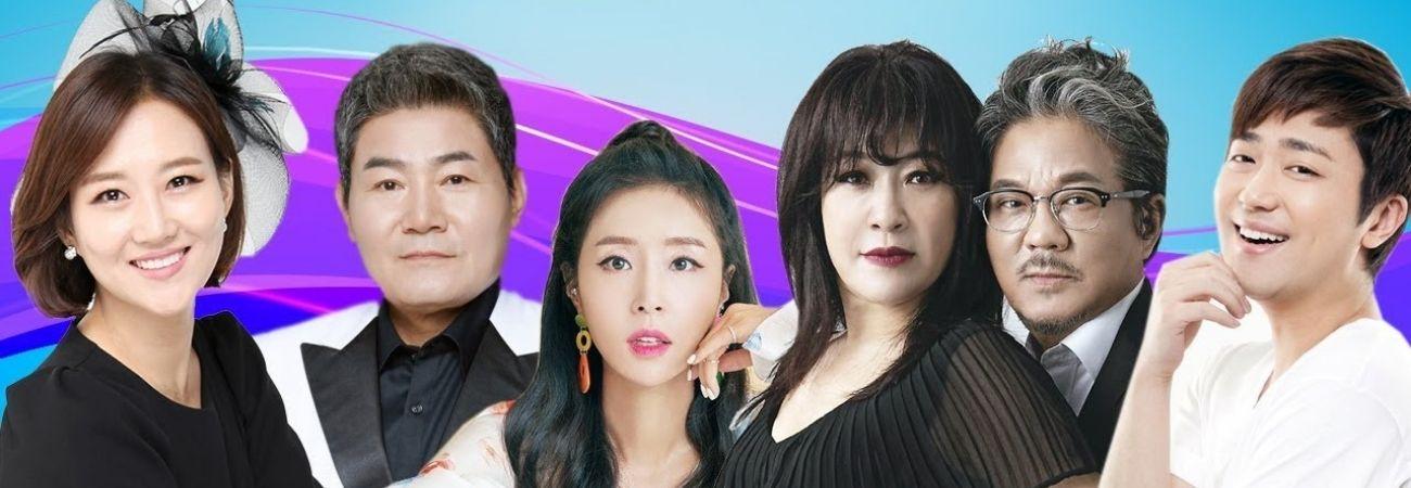 Este es el Top 5 de los programas de variedades más buscados en Naver en 2020