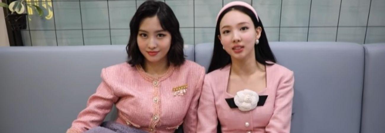 Así respondieron Momo y Nayeon de TWICE a la broma de Jihyo