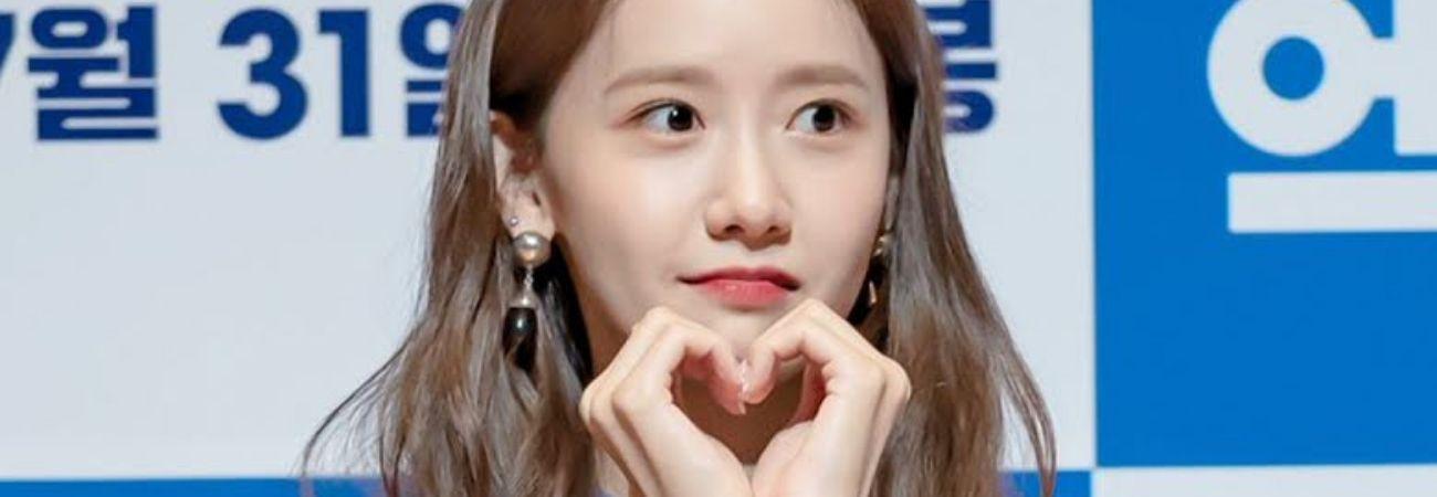 Yoona de Girls' Generation confiesa que hasta ella no puede negar su belleza natural
