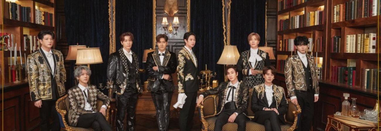 Super Junior revela imágenes para su Décimo álbum 'The Renaissance'