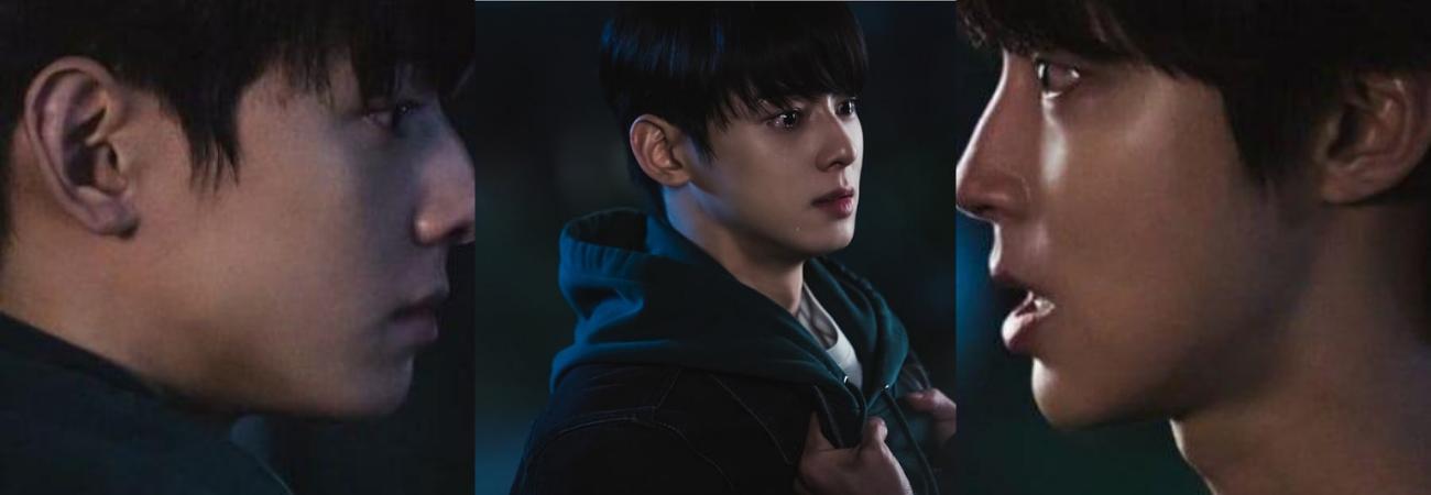 Cha Eun Woo de ASTRO y Hwang In Yeob tienen una confrontación emocional en