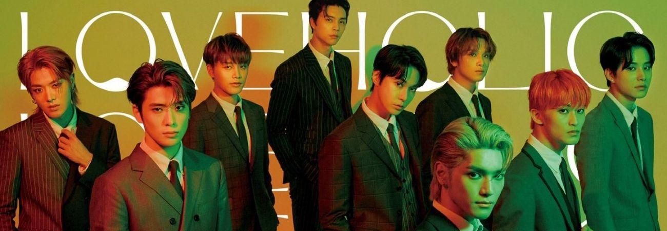 NCT 127 revela cómo se escuchará su nuevo álbum en japonés 'LOVEHOLIC'