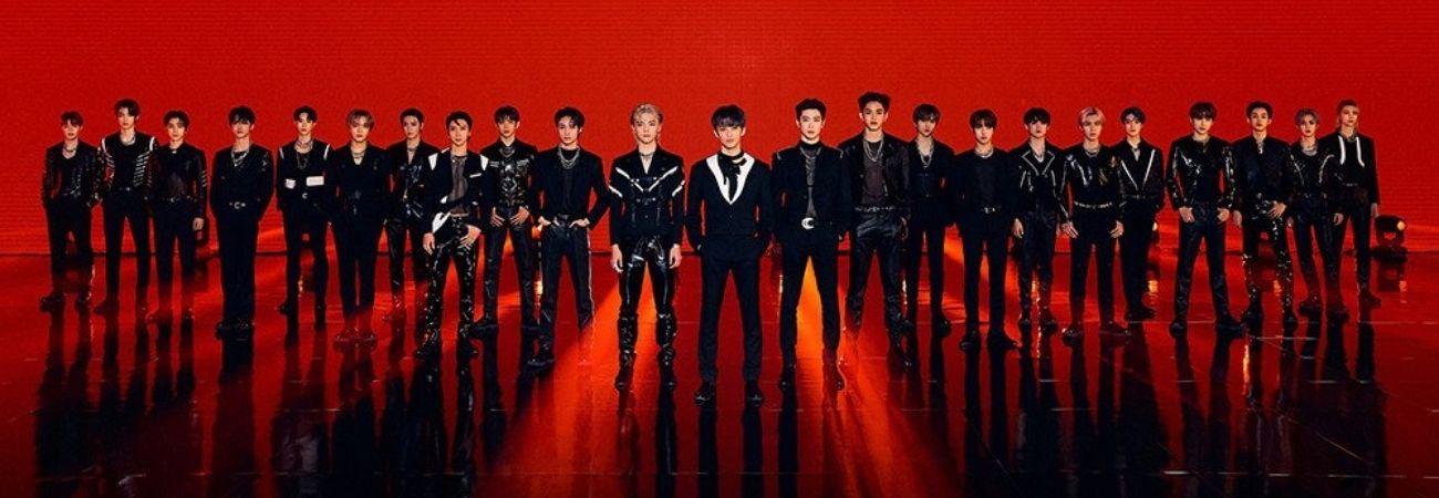 'Resonance Pt.2' de NCT obtiene el primer lugar de la lista de álbumes mensuales por segundo mes consecutivo
