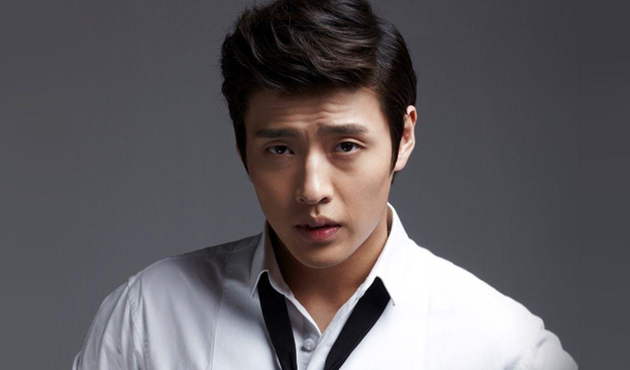 Kang Ha Neul, con