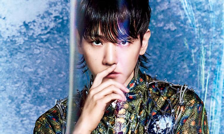 Baekhyun habla sobre la madurez de EXO en entrevista con W Korea