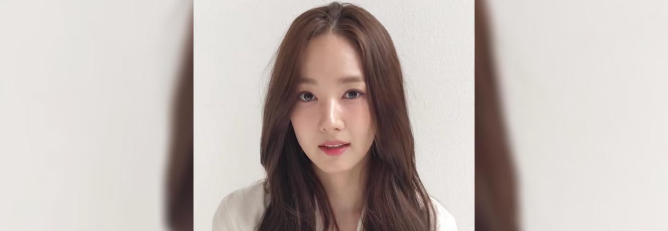 Minyoung habla sobre lo que sintió después de no poder debutar con TWICE