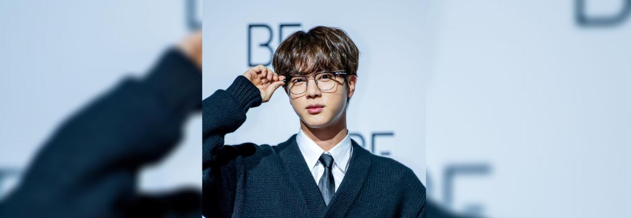 Jin de BTS hará algo increíble con su asignación del Año Nuevo Lunar