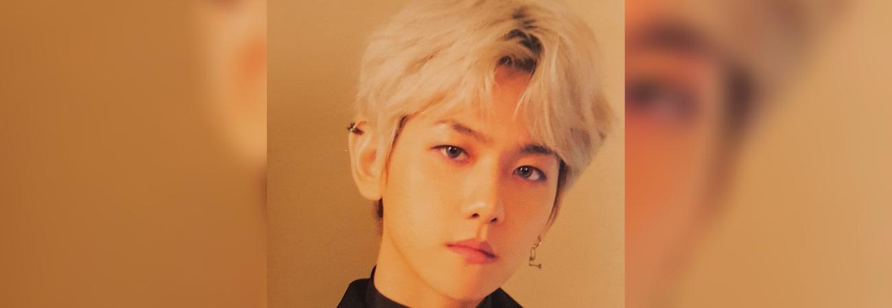 BAEKHYUN de EXO, trabaja en su próximo álbum como solista