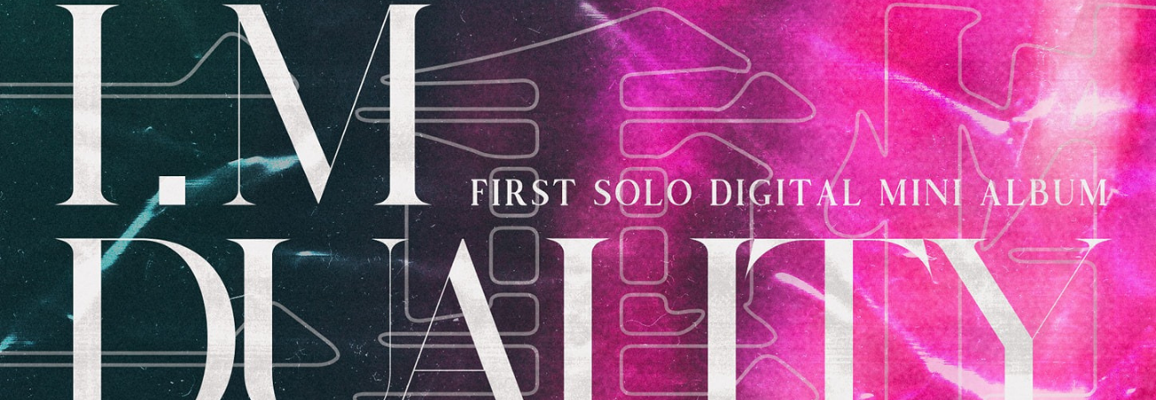 I.M de MONSTA X revela calendario para el lanzamiento de 'DUALITY'
